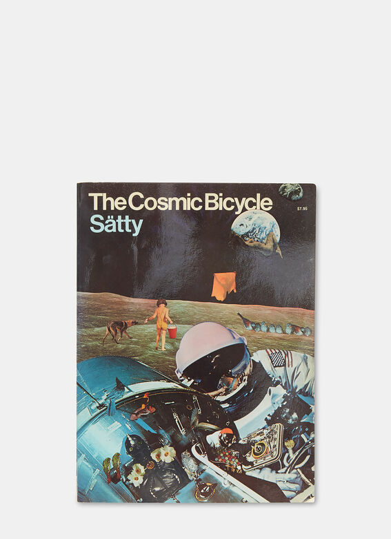 Books The Cosmic Bicycle by Satty
