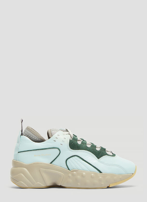 Acne Studios Technical Leather Sneakers
