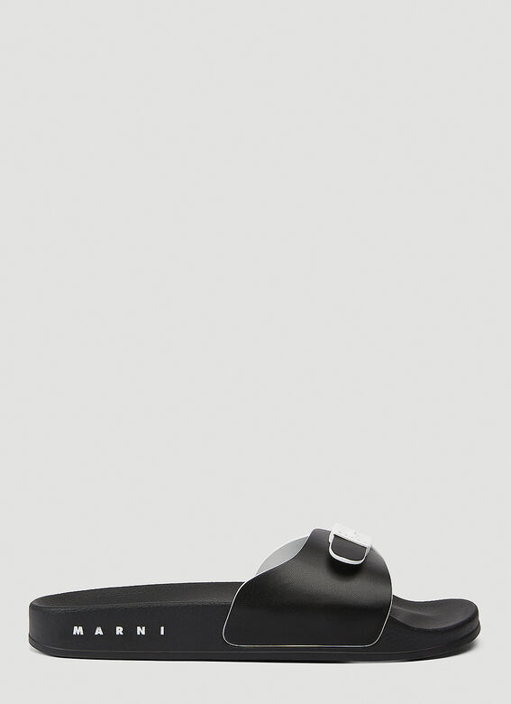 Marni RUBBER SLIDE 1