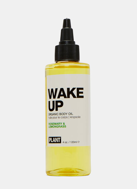 PLANT WAKE UP Body Oil