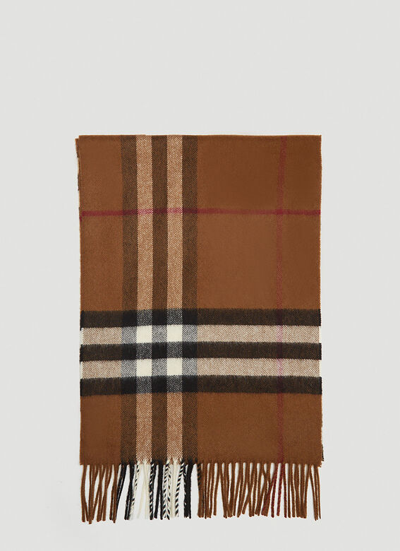 Burberry Check Scarf 1
