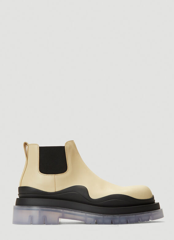 Bottega Veneta Tire Ankle Boots 1