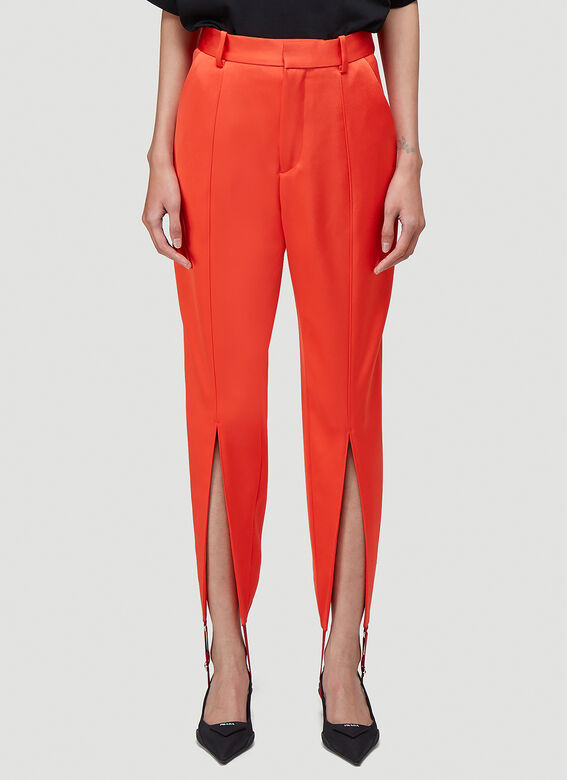 Y/Project STIRRUP PANT 1