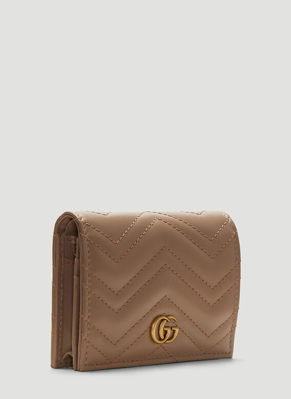 Gucci GG Marmont Leather Wallet 2