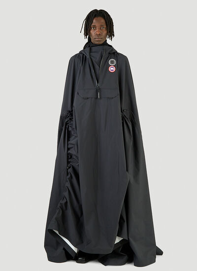 Y/Project x Canada Goose Long Field Poncho