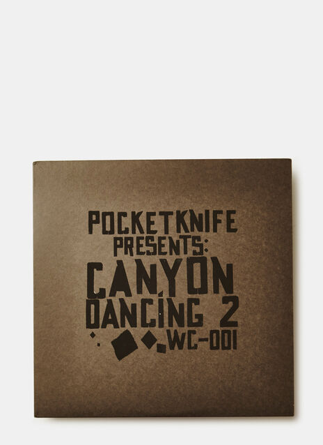 POCKET KNIFE SENTS: CANYON DANCING 2