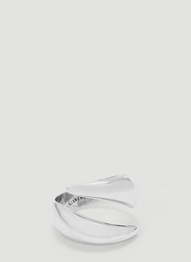 Alan Crocetti Raptor Ring in Silver