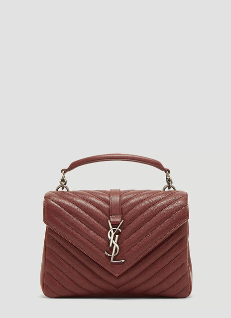 Saint Laurent Medium Monogram College Bag