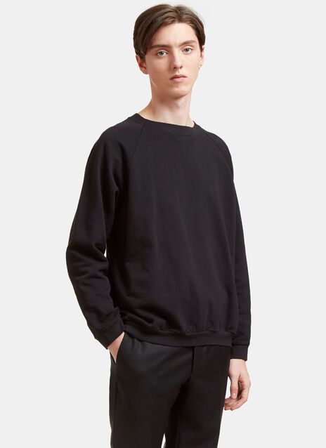 Aiezen AIEZEN Cotton Crew Neck Sweater