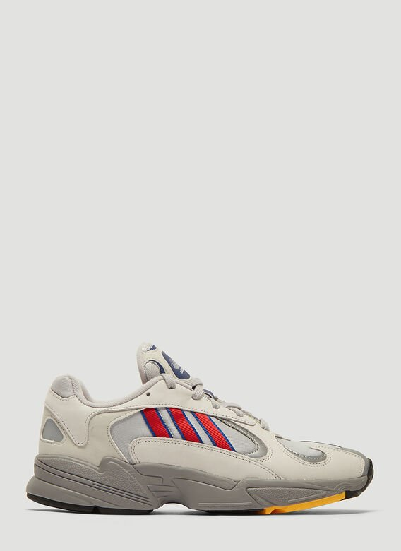Adidas Yung 1 Sneakers in Grey  4a8e2c3fd3aed