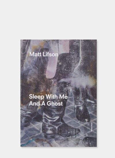 Books Sleep With Me And a Ghost by Matt Lifson
