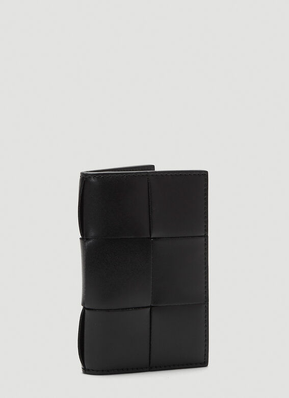 Bottega Veneta Bi-Fold Card Holder 2