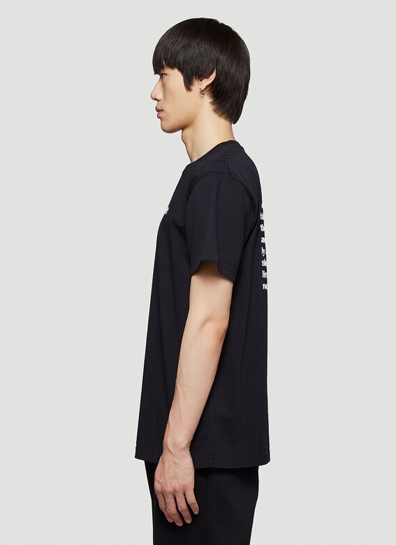 Vetements DEFINITION T-SHIRT R 3