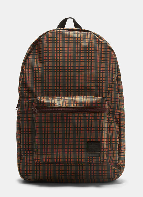 Marni X Porter Patterned Backpack