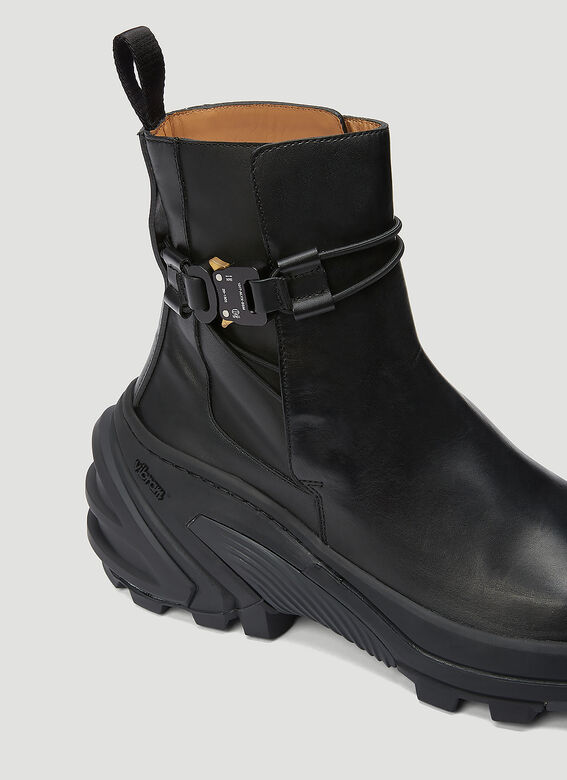 1017 ALYX 9SM LOW BUCKLE BOOT WITH FIXED SOLE 5