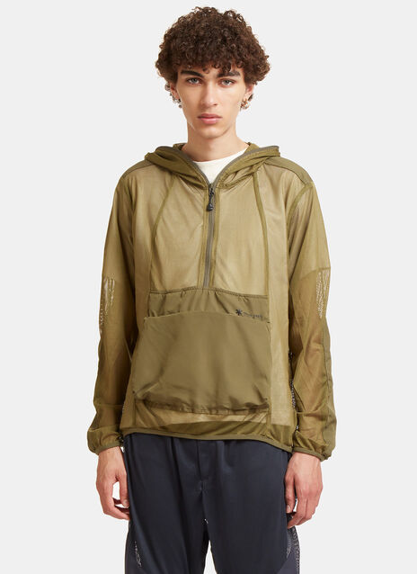 Insect Shield Parka Jacket