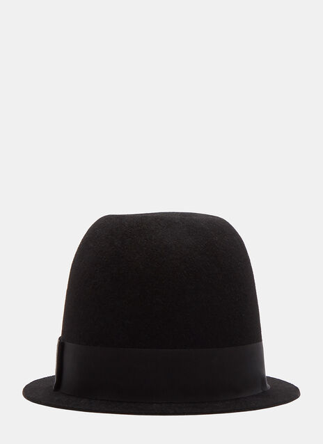 Tall Felted Hat