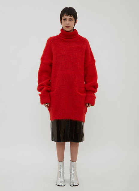 Maison Margiela Oversized Knit Sweater