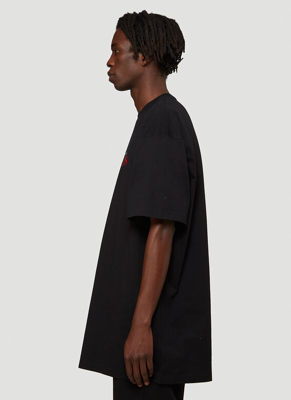 Vetements KEEPING UP WITH THE GVASALIAS / AFTER T-SHIRT 3