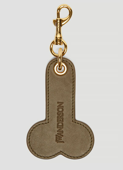 JW Anderson Penis Keychain