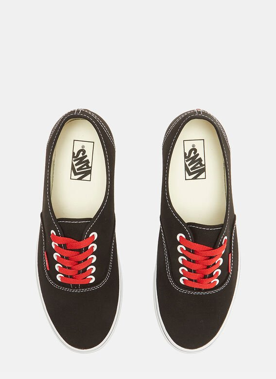 Vans Authentic Sketch Sidewall Lace-up Sneakers