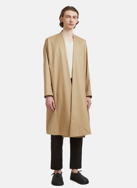 Cosmic Wonder Trench Coat