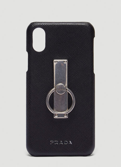 Prada Saffiano Ring iPhone X Case