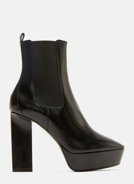 Saint Laurent Vika 95 Chelsea Ankle Boot