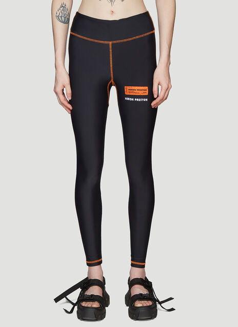 Heron Preston Stretch Leggings