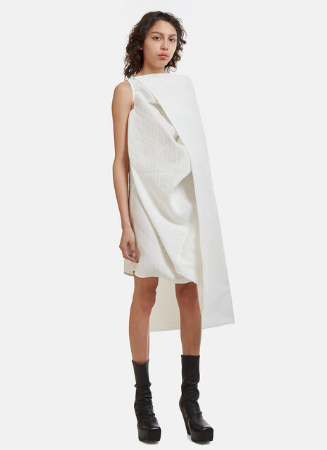 Rick Owens Sleeveless Trial Tunic