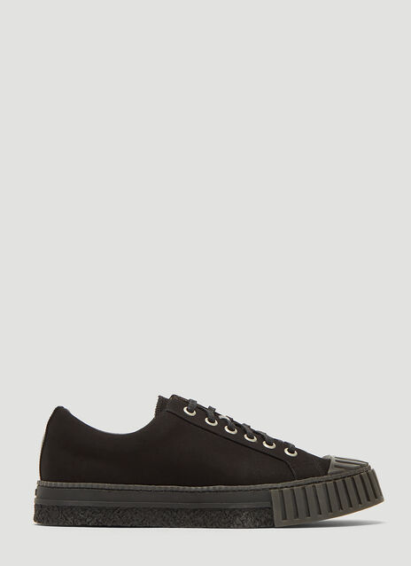 Adieu W.O. Canvas Low-Top Sneakers