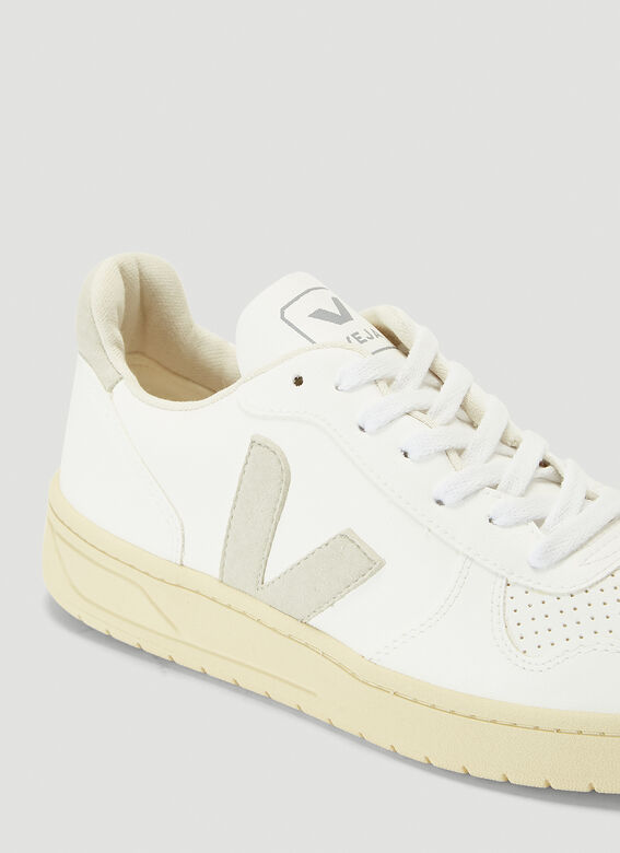 Veja V-10 WHITE_NATURAL_BUTTER-SOLE 5