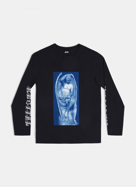 Ditto x LN-CC Craig Boagey x Ditto Long Sleeved T-Shirt