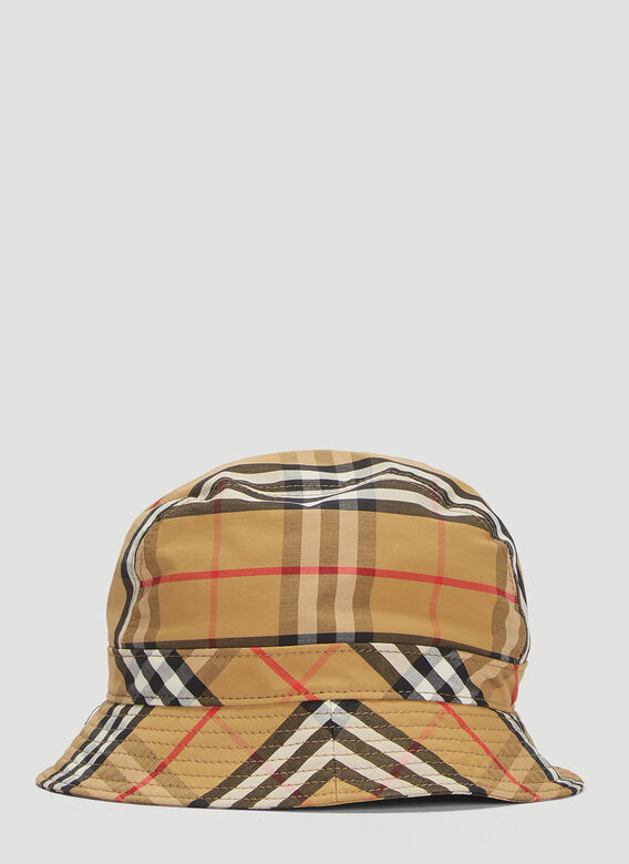 Burberry MH 2 PANEL BUCKET HAT:117330 3