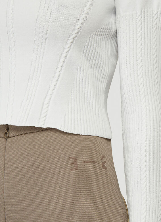 artica-arbox Knitted Sweater 5