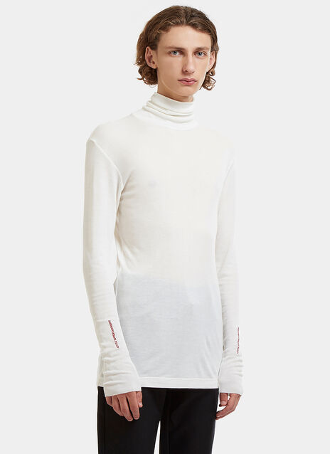 Adult Entertainment Roll Neck T-Shirt