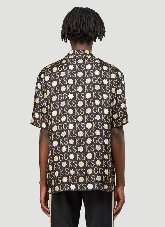 Gucci BOWLING HAWAII SHIRT 4