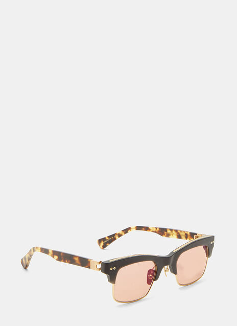 RVS Kaan Flash Tortoiseshell Sunglasses