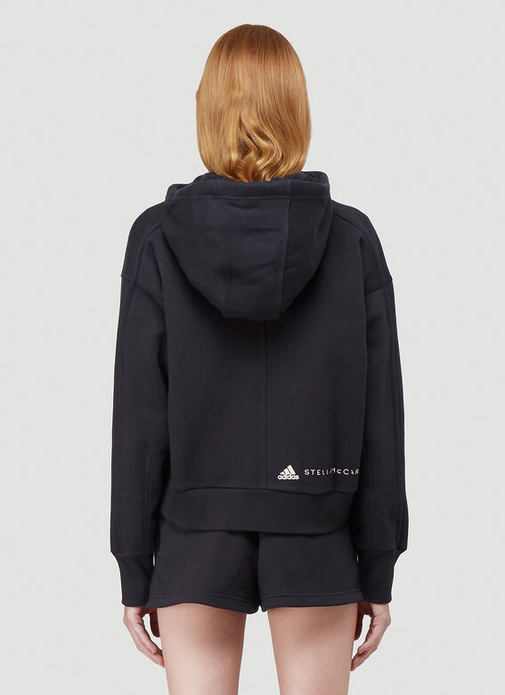 adidas by Stella McCartney FULL ZIP CROPPED HOODIE 4