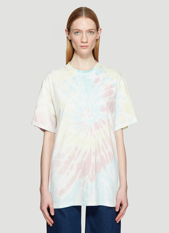 b75f49988cafb Stella McCartney Tie-Dye T-Shirt in Blue