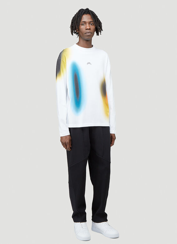 A-COLD-WALL* Hypergraphic Long-Sleeved T-shirt 2