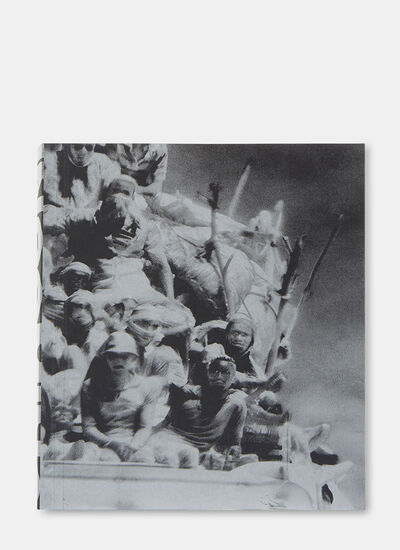 Books Incoming by Richard Mosse