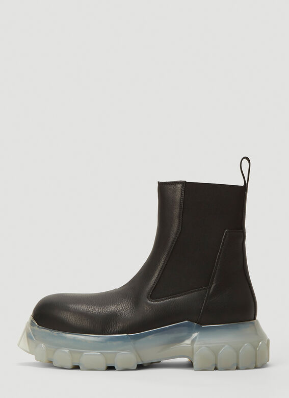 Rick Owens Bozo Tractor Beetle Boots 3