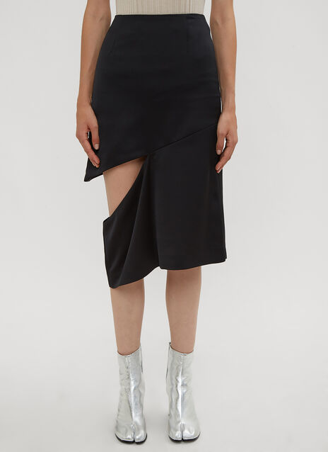 Maison Margiela Split Skirt