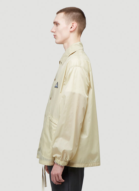 Jil Sander+ SPORT JACKET 01 - TECHINCAL RECYCLED NYLON 3