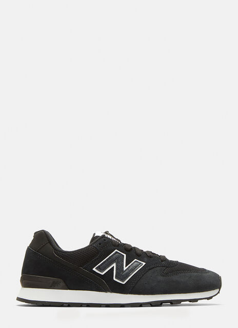 New Balance 996 Suede and Nylon Sneakers