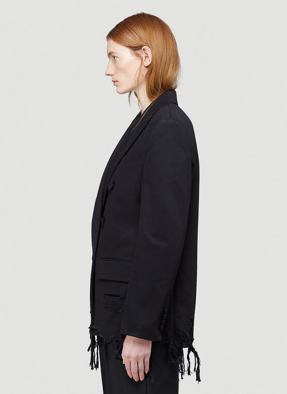 Alexander Wang Double-Breasted Blazer 3