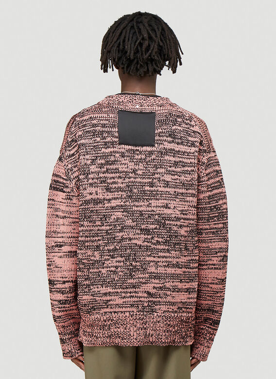 OAMC CONTRA CREWNECK KNITTED 4
