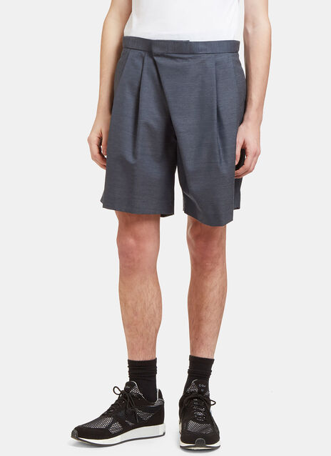 Wrap-Over Shorts