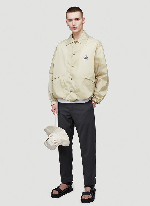 Jil Sander+ SPORT JACKET 01 - TECHINCAL RECYCLED NYLON 2